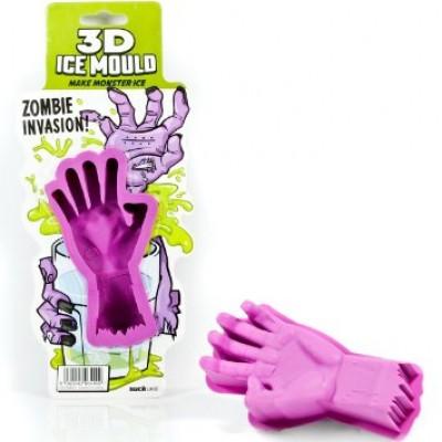 """3D форма для льда """"Зомби"""""""