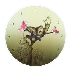 """Часы настенные """"King Kong"""" Ø35 см"""