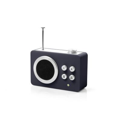 Радиоприемник Яркие впечатления (AM/FM - MP3), темно-серый
