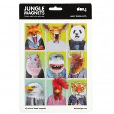 Набор магнитов Jungle