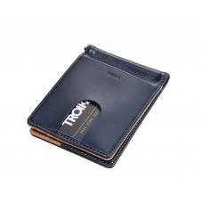 Бумажник с зажимом для денег и визитницей Sandy Beach