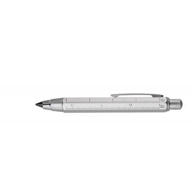 Механический карандаш Troika Construction Zimmermann серый