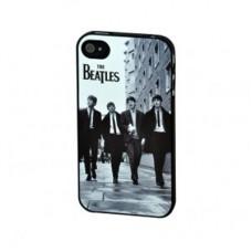 """Крышка для Iphone 4S """"Beatles walking"""""""