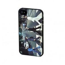 """Крышка для Iphone 4S """"Beatles Abbey Road"""""""
