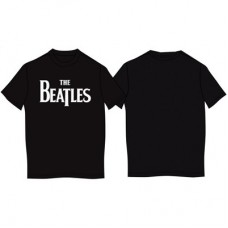 "Футболка Official ""The Beatles"", черная XL"