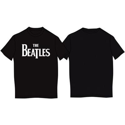 "Футболка Official ""The Beatles"", черная XL"