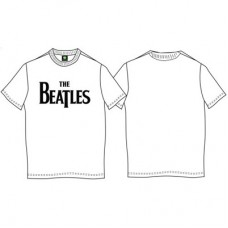 "Футболка  Official ""The Beatles"", белая XL"