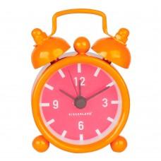 """Часы-брелок """"Мини будильник"""", желтый"""