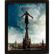 3D Постер Assassin's Creed