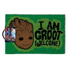 Коврик Guardians Of The Galaxy Vol. 2 (I am groot - Welcome)