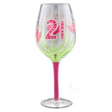 """Бокал для вина """"21"""""""