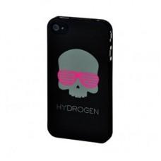 """Крышка для Iphone 4S """"Skull glasses"""""""