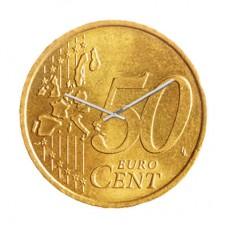 "Настенные часы ""50 центов"""