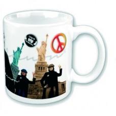 "Кружка ""John Lennon-Peace & Liberty"""