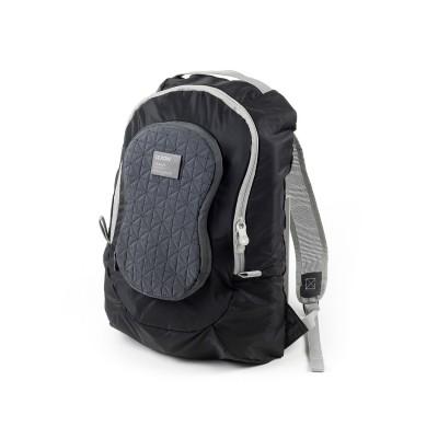 Рюкзак в кошельке Lexon Peanut, 240 гр, черный
