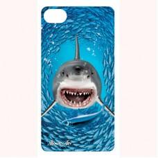"""3-D вкладыш для iPhone """"Акула"""""""