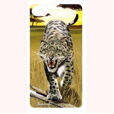 "3-D вкладыш для iPhone ""Леопард"""