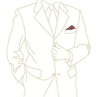 """Блокнот """"Носовой платок"""", серый"""