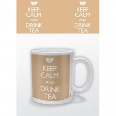 Кружка Keep Calm, Drink Tea