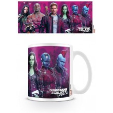 "Кружка ""Guardians Of The Galaxy Vol. 2 (Characters Vol. 2)"""