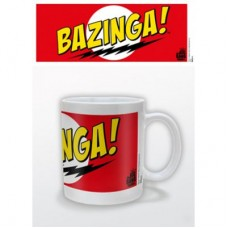 Кружка Bazinga! Big Bang Theory
