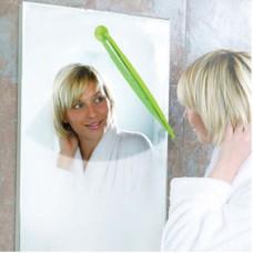 """Дворник для зеркала """"Чистенько"""", зеленый"""