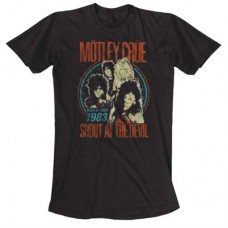 "Футболка ""Motley Crue: Vintage World Tour"", L"