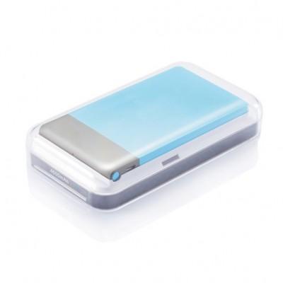 Зарядное устройство Flat 4600 mAh голубое