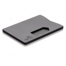 Холдер для кредитной карты Защита от считывания, черный