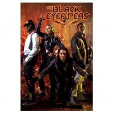 Постер Black eyed peas