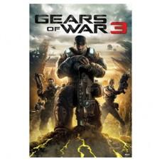 "Постер ""Gears of War 3"" 61 x 91,5 cм"