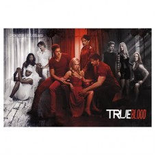 "Постер ""True Blood"""