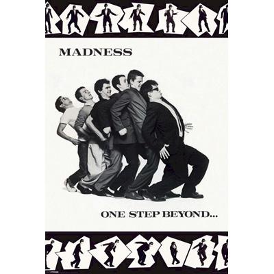"""Постер """"Madness"""""""