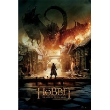 "Постер ""The Hobbit BOTFA"""