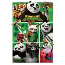 Постер Kung Fu Panda 3 61 x 91,5 cм