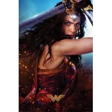 """Постер """"Wonder Woman (Wonder)"""""""
