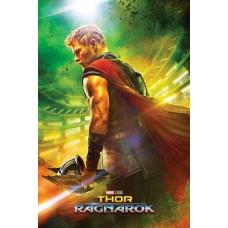 "Постер ""Thor Ragnarok (Teaser)"""