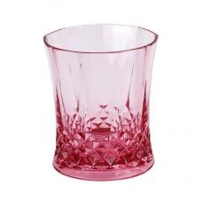 "Рюмка ""Кристалл"", розовая"
