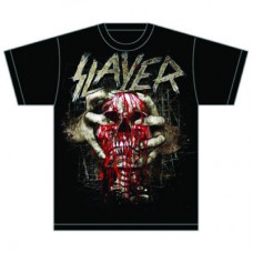 "Футболка ""Slayer: Skull Clench"", XL"