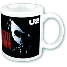 """Кружка в коробке """"U2"""""""