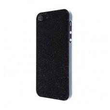"""Крышка для Iphone 5 """"Black Glitter"""""""