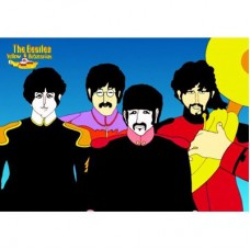 "Открытка ""Yellow Submarine: Band 2"""