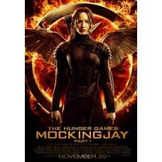 "Постер ""Hunger Games (Mockingjay Part 1 Katniss)"" 61 x 91,5 cм"