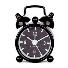 """Часы - брелок """"Мини будильник"""", черный"""