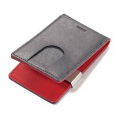 """Футляр для кредитных карт """"Colori red step"""""""