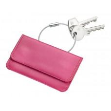 Футляр-брелок Colori pink passion, розовый