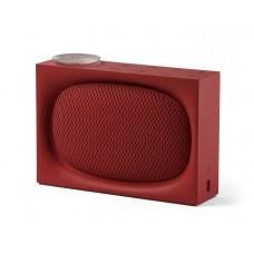 Bluetoothколонка с радио Lexon ONA, красная