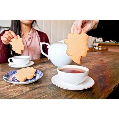 """Форма для печенья """"Чай с королевой"""""""