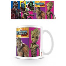 "Кружка ""Guardians Of The Galaxy Vol. 2 (Comic Panels)"""