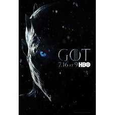 """Постер """"Game Of Thrones / Игра Престолов"""" 61 x 91,5 cм"""